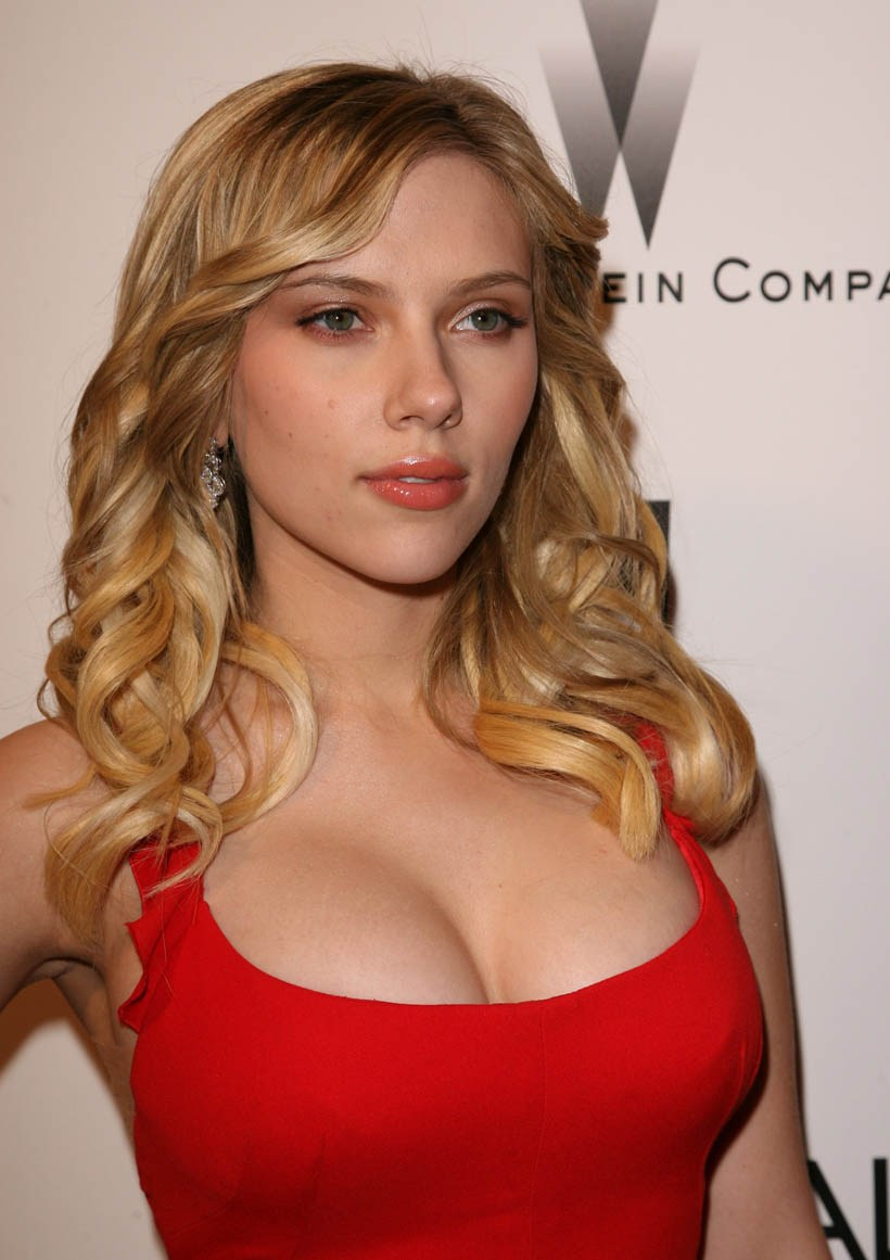 Fact: SCARLETT JOHANNSON used to be ugly... | IGN Boards
